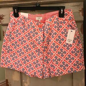 Ladies shorts/crown & ivy